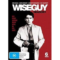 Season 1-Wiseguy