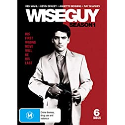 Season 1-Wiseguy
