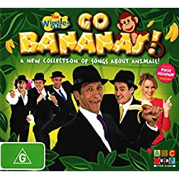 Wiggles Go Bananas (featuring Kylie Minogue) (PAL/Region 4)