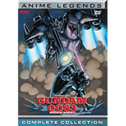 Mobile Suit Gundam 0083: Stardust Memory - Complete Collection