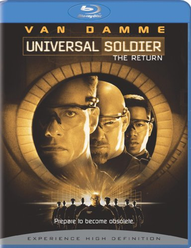 Universal Soldier: The Return [Blu-ray]