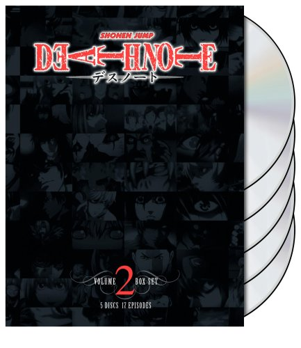 Death Note: Box Set, Vol. 2