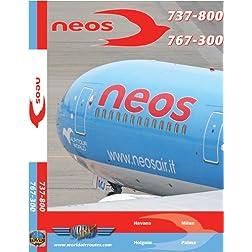Neos Boeing 767-300 & Boeing 737-800