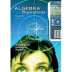 Algebra Nspirations: Inequalities