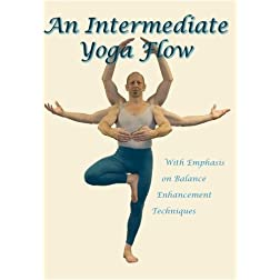 An Intermediate Yoga Flow With Emphasis on Balance Enhancement Techniques