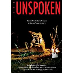 The Unspoken (Home Use)