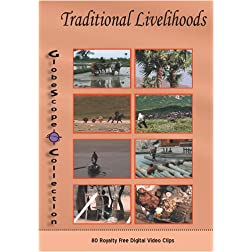 The Globescope Collection  Traditional Livelihoods Royalty Free Stock Footage