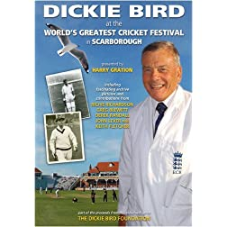 Dickie Bird At The World's Greatest Festival In Scarborough [PAL]