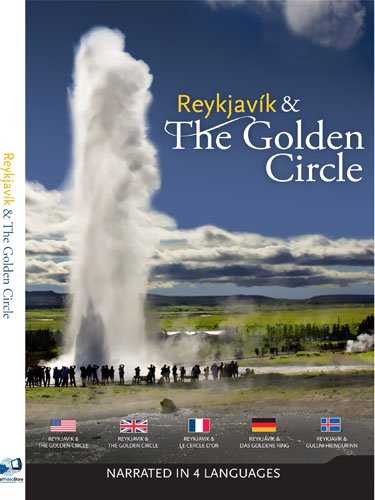 Iceland's Favourite Places  Reykjavik & The Golden Circle (PAL)