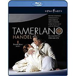 Tamerlano [Blu-ray]