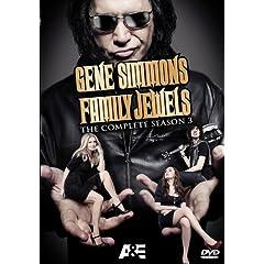 Gene Simmons Family Jewels: Complete Season 3 - Roast Edition