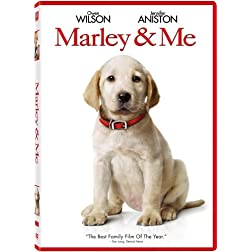 Marley and Me (Single-Disc Edition)