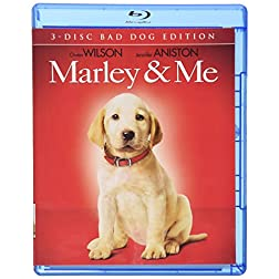 Marley & Me (Three-Disc Bad Dog Edition) [Blu-ray]