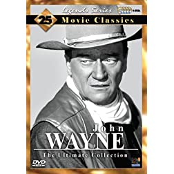 John Wayne-Ultimate Collection 25 Movies