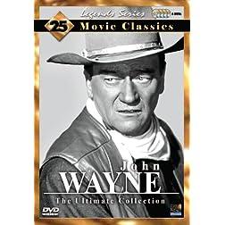 John Wayne-Ultimate Collection 25 Movies