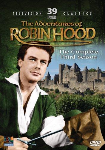 Adventures of Robin Hood-Complete 3rd Season