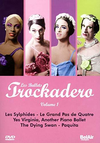 Les Ballets Trockadero, Vol. 1: Les Sylphides/Le Grand Pas de Quatre/Yes, Virginia/The Dying Swan/Paqui