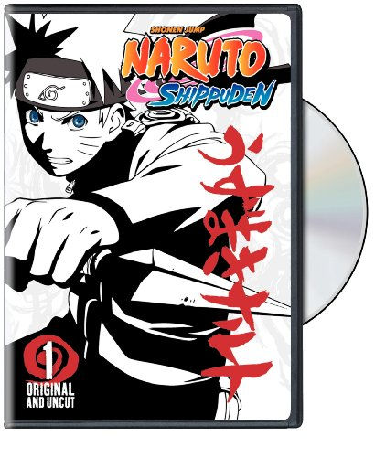 Naruto Shippuden, Vol. 1