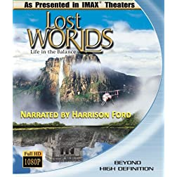 Lost Worlds: Life in the Balance (IMAX) [Blu-ray]