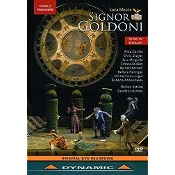Signor Goldoni (Teatro La Fenice)