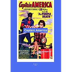 Captain America (A Classic Serial)