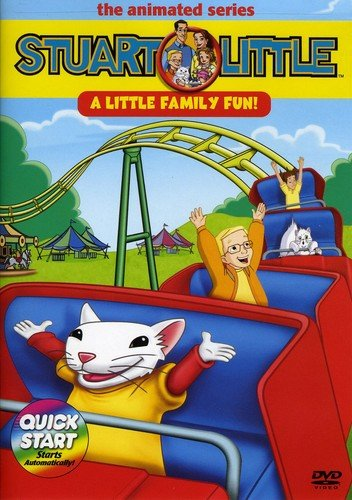 Stuart Little Animated Series: A Little Family Fun