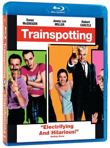Trainspotting (Directors Cut) (Blu-Ray) [Blu-ray]