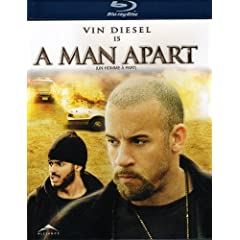 Man Apart [Blu-ray]