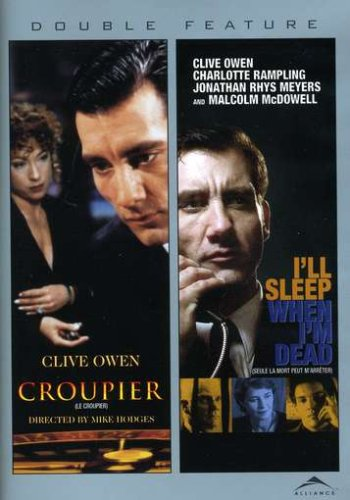 I'll Sleep When I'm Dead + Croupier (2000) (2 DVD Set) (NTSC/Region 1)