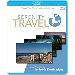 Serenity Travel Series Volume One [Blu-ray]