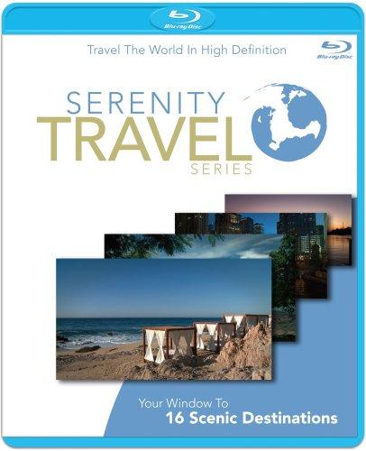 Serenity Travel Series Volume One [Blu-ray]