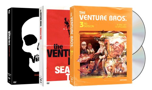 The Venture Bros.: Seasons 1-3