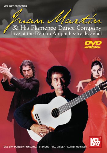 Mel Bay presents Martin & His Flamenco Dance Company