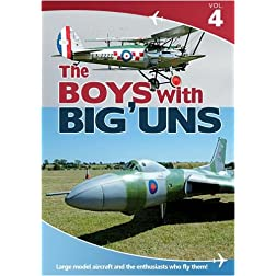 The Boys with Big 'Uns, Vol 4, PAL