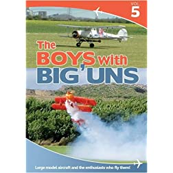 The Boys with Big 'Uns, Vol 5, PAL