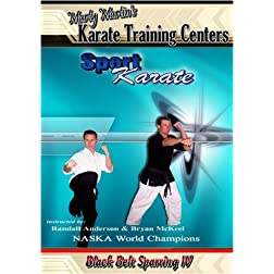 Marty Martin's Sport Karate - Black Belt Sparring IV
