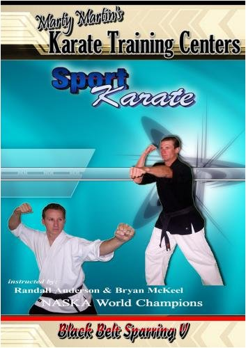 Marty Martin's Sport Karate - Black Belt Sparring V