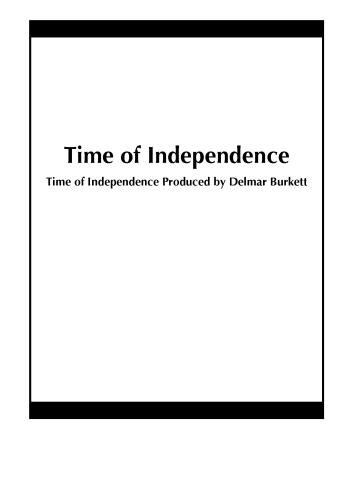Time of Independence