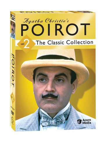 Agatha Christie's Poirot: The Classic Collection - Set 2