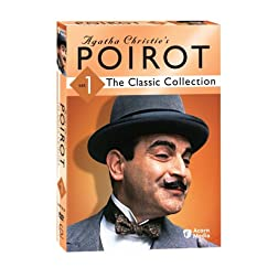 Agatha Christie's Poirot: The Classic Collection - Set 1
