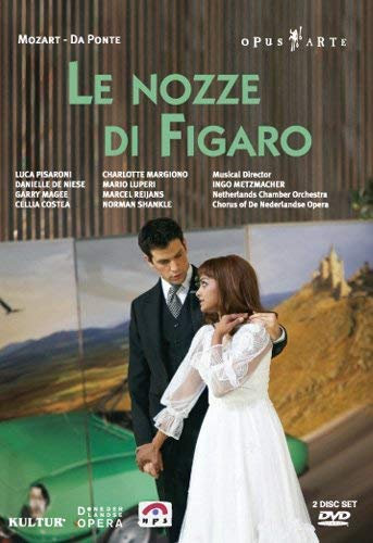 Mozart - Le Nozze Di Figaro / De Nederlandse Opera