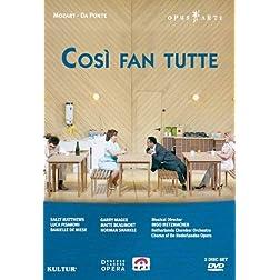 Mozart - Cosi Fan Tutte / De Nederlandse Opera