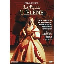 Offenbach - La Belle H�l�ne / Harnoncourt, Kasarova, Zurich Opera