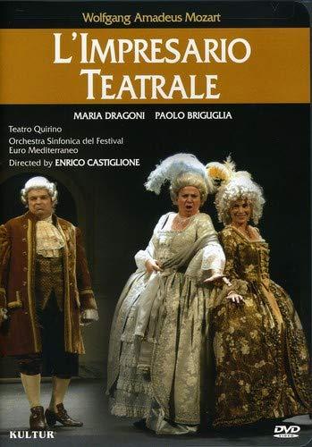 Mozart - L'Impresario Teatrale / Teatro Quirina di Roma
