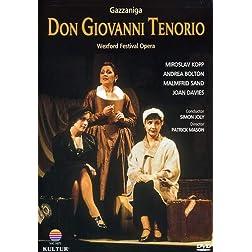Don Giovanni Tenorio - Giuseppe Gazzaniga / Wexford Festival Opera