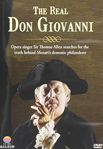 Real Don Giovanni: Docu-Drama With Opera Singer Thomas Allen