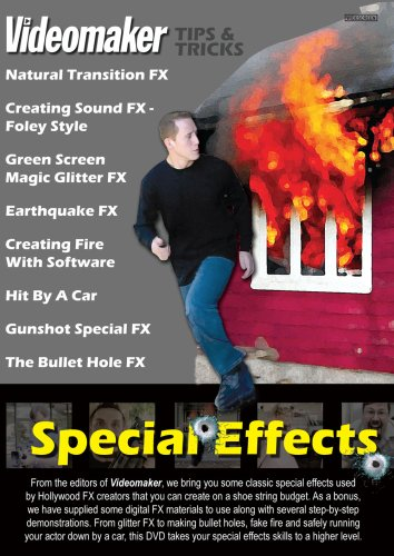 Videomaker Tips & Tricks - Special Effects