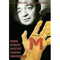 M / Eine Stadt Sucht Einen Moerder (1931) [Remastered Edition]