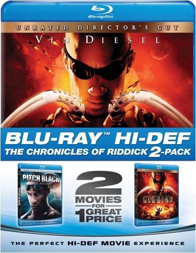 Chronicles of Riddick & Pitch Black [Blu-ray]