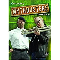 Mythbusters: Collection 4